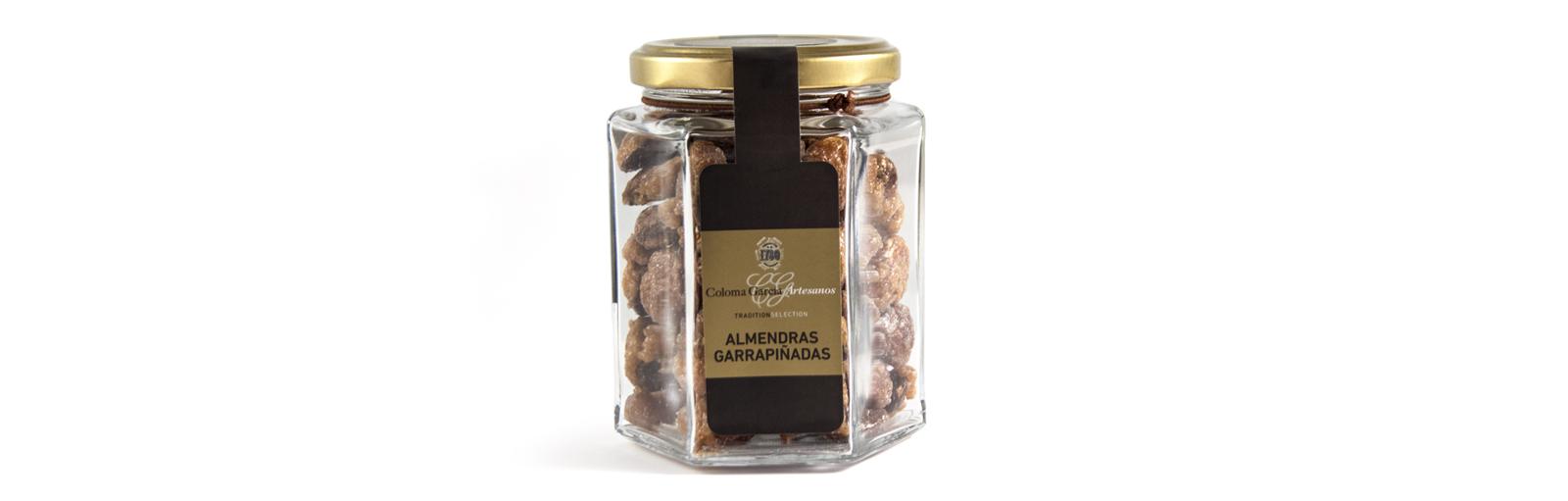 ALMENDRAS GARRAPIÑADAS
