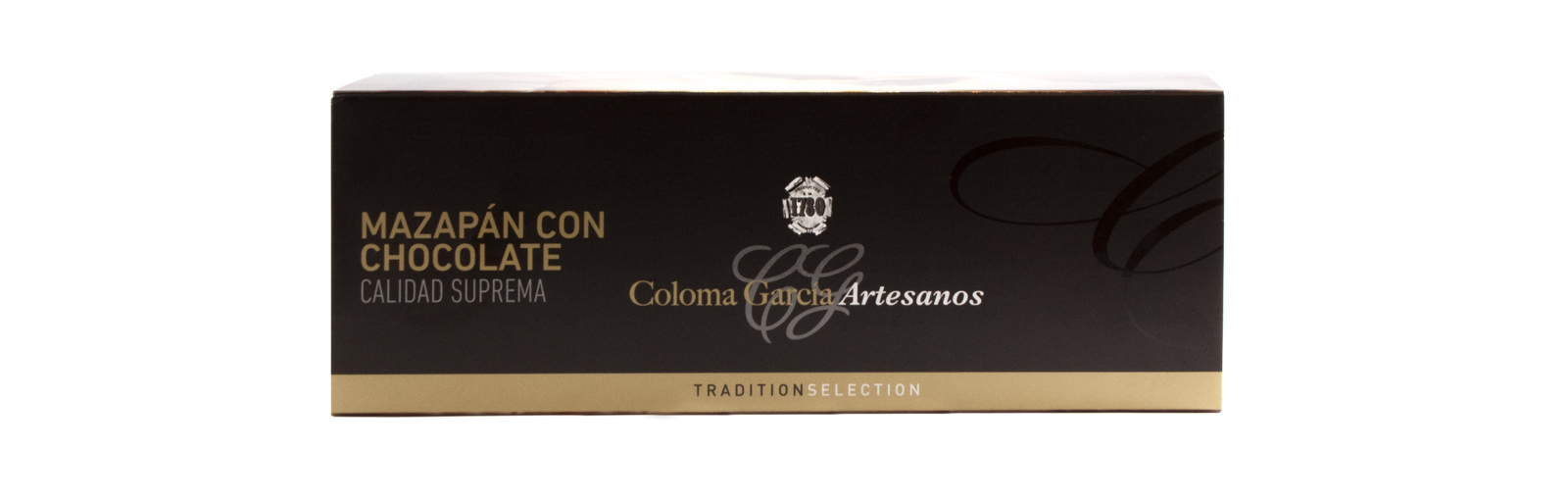 MAZAPAN DE CHOCOLATE