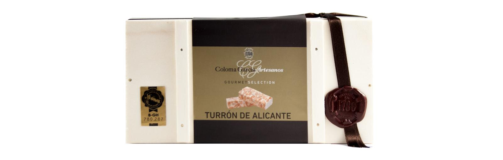 BAUL TURRÓN DE ALICANTE