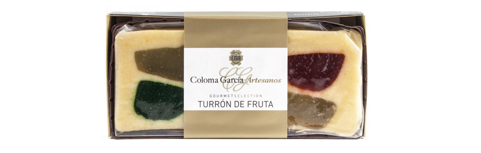 TURRÓN DE FRUTAS RILSAN GOURMET