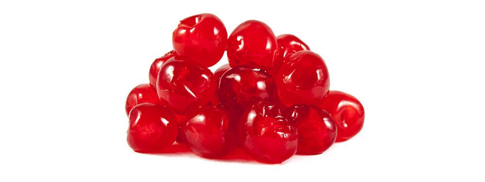 Frutas confitadas Coloma García